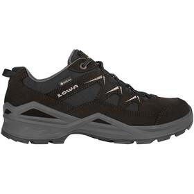 Lowa Sirkos Evo GTX Chaussures à tige basse Homme, black